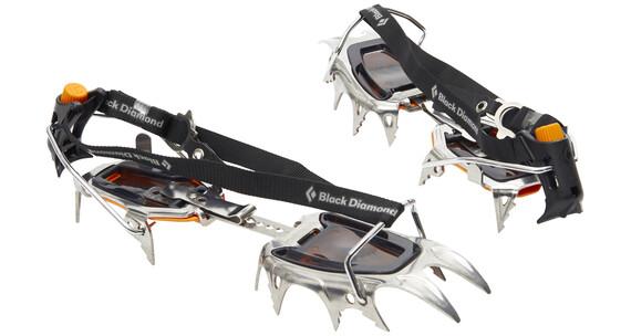Black Diamond Sabretooth - Crampones - Pro negro